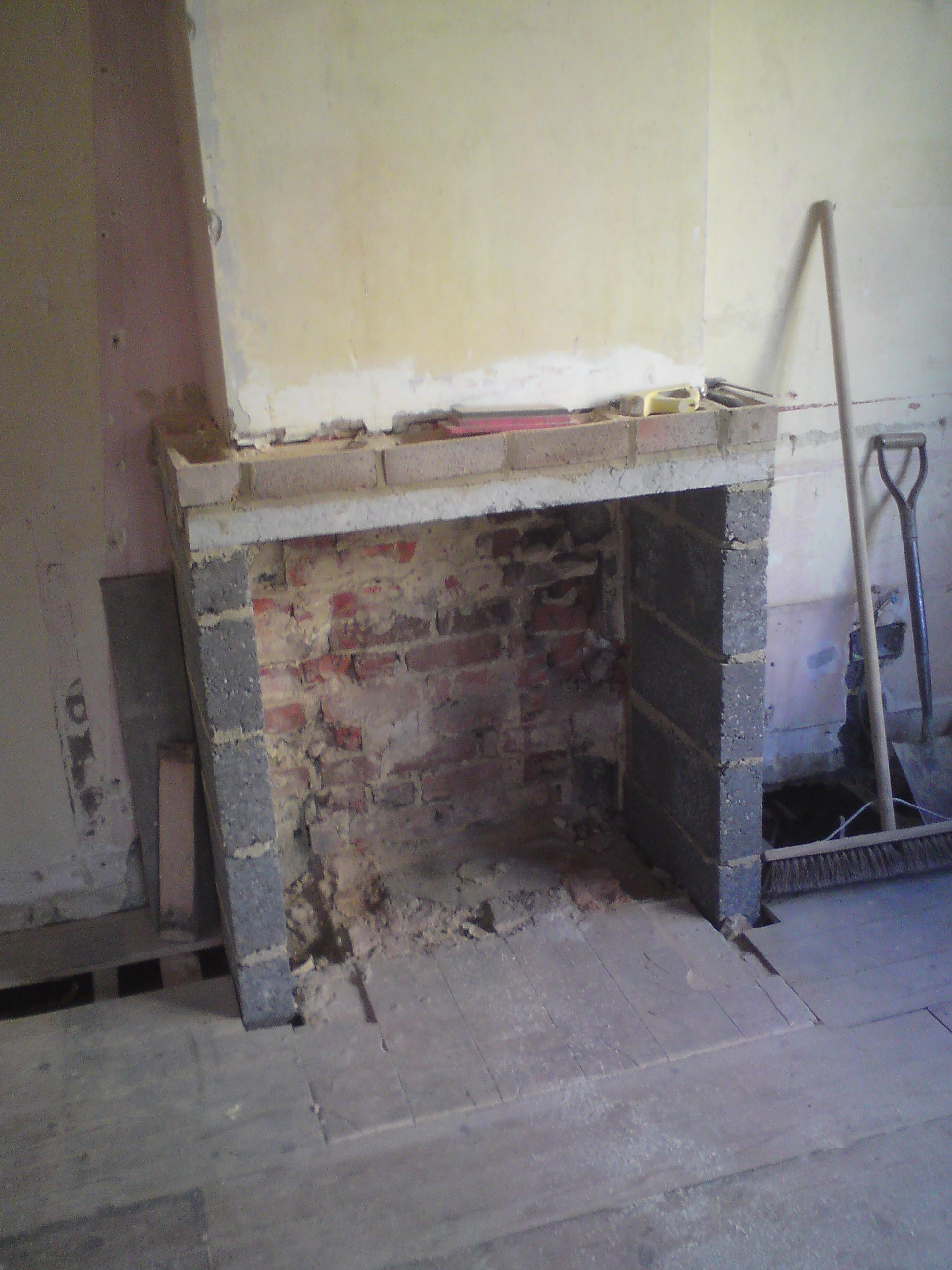 Woking wood burning stove