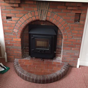 Dean Forge Herrick inset stove
