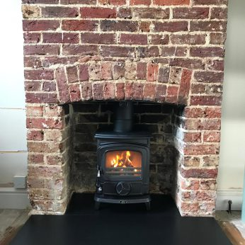 AGA Little Wenlock Classic 5Kw multi Fuel stove
